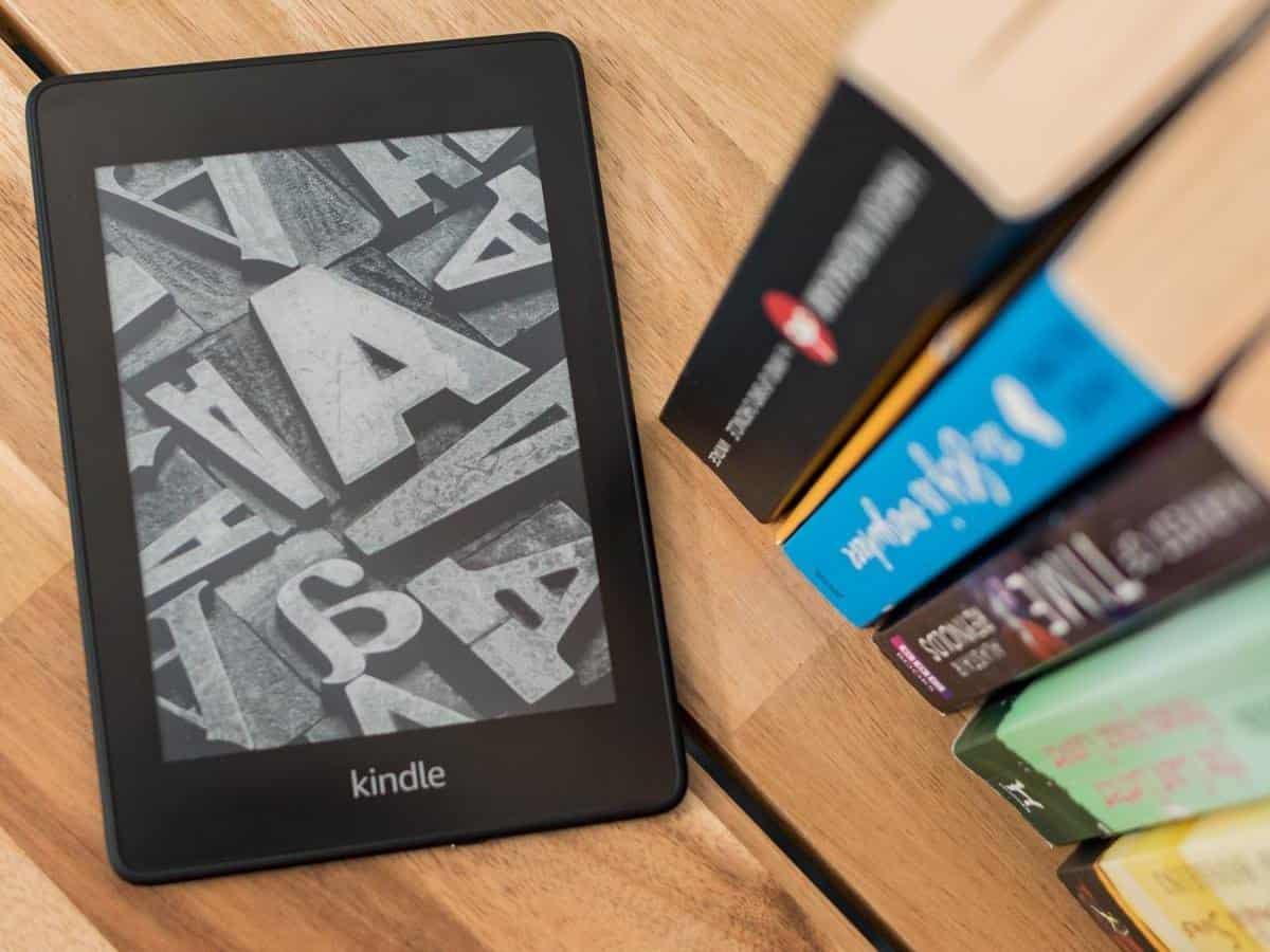 Pembacaan Kindle