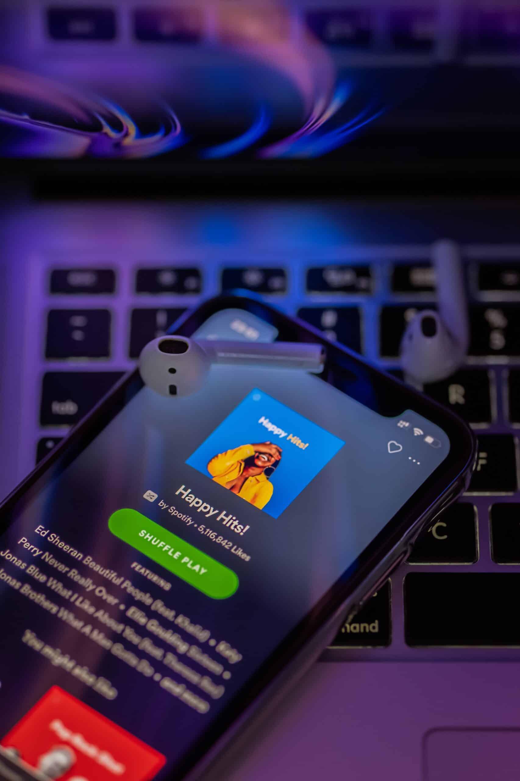 Anda Ada Lagu, Tapi Tak Tahu Bagaimana Untuk Masukkan Lagu Dalam Spotify?