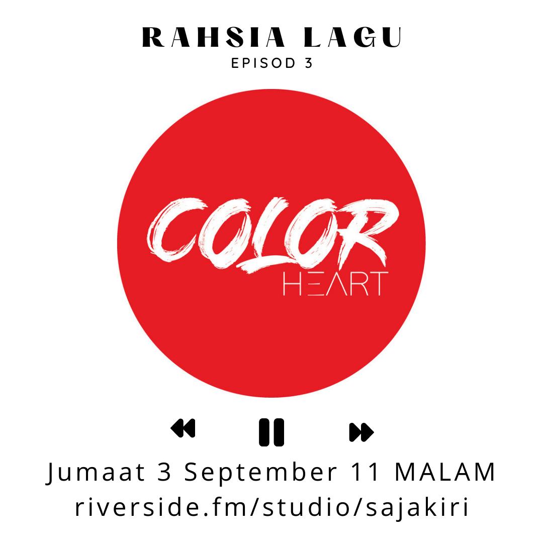 Episod 3 : Segalanya (Color Heart) – Afiq / Fidh
