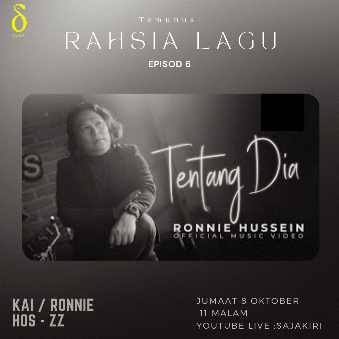 Episod 6 :  Tentang Dia (Ronnie Hussein) – Kai